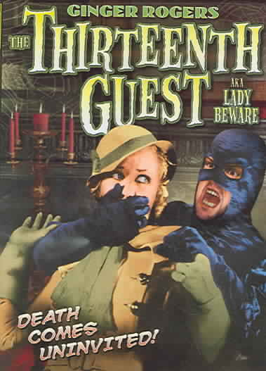 13TH GUEST AKA LADY BEWARE BY ROGERS,GINGER (DVD)