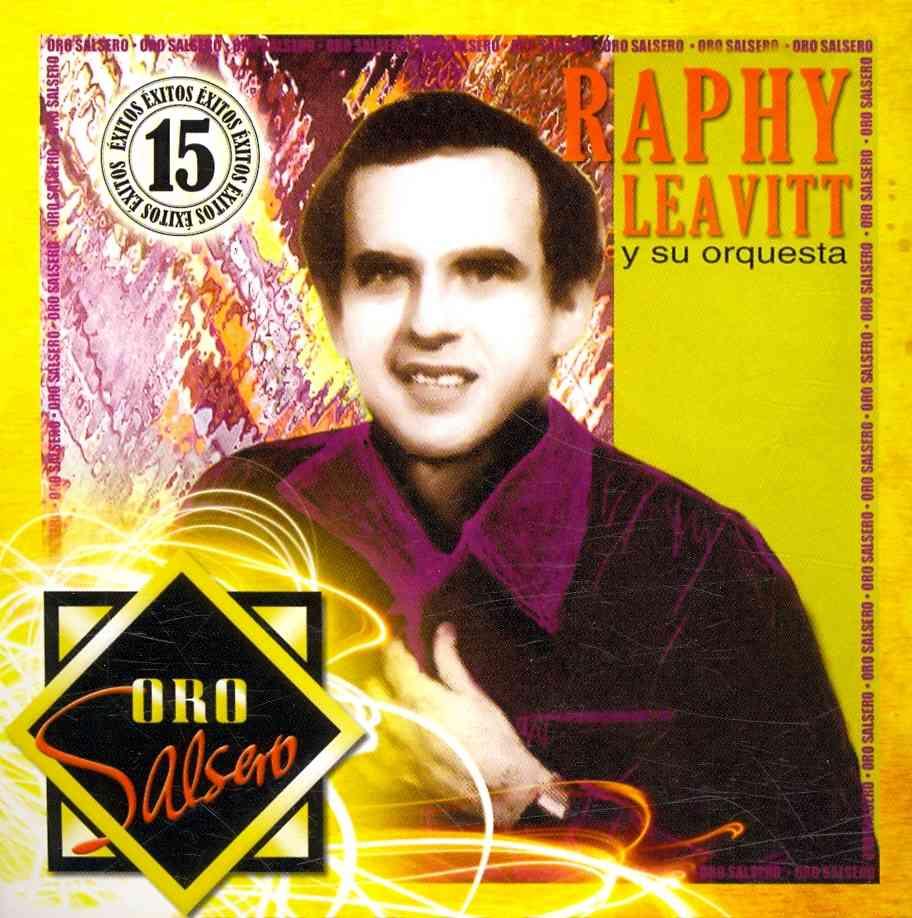 ORO SALSERO BY LEAVITT,RAPHY (CD)