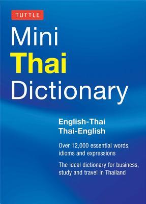 Tuttle Mini Thai Dictionary By Barme, Scot/ Najaithong, Pensi